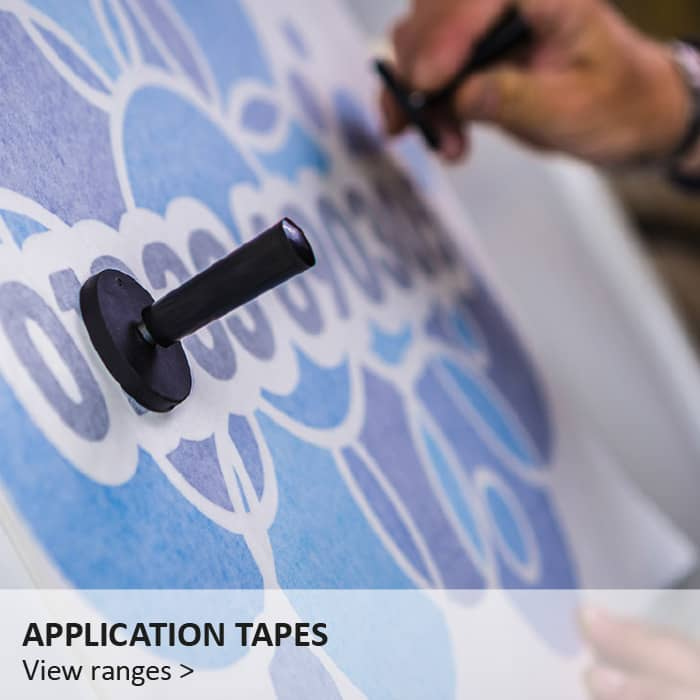 Application Tapes - View Ranges